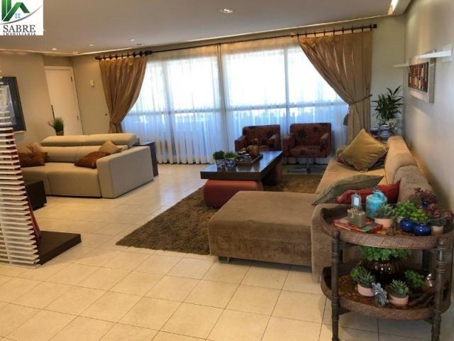 Apartamento 3 suítes a venda, Condomínio Saint Romain, bairro Vieiralves, Manaus-AM - Foto 16