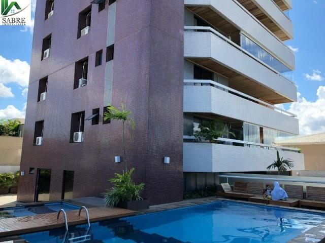 Apartamento 3 suítes a venda, Condomínio Saint Romain, bairro Vieiralves, Manaus-AM - Foto 2