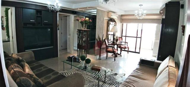 Apartamento à venda, 116 m² por R$ 635.000,00 - Balneário - Florianópolis/SC