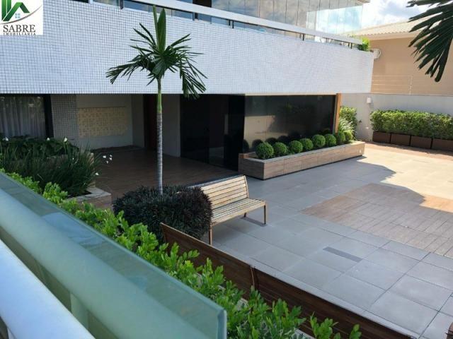 Apartamento 3 suítes a venda, Condomínio Saint Romain, bairro Vieiralves, Manaus-AM - Foto 7