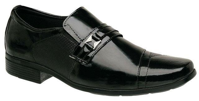 Sapato social confortável elegante e barato  - Foto 3