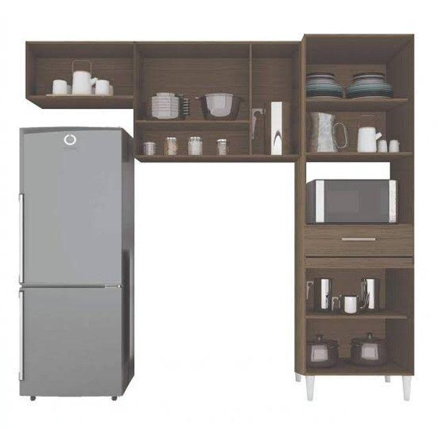 Vendo Armário de cozinha Novo - Foto 2