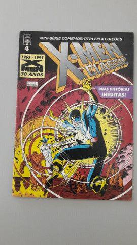X-Men Classis - 6 Revistas com Historias Classicas - Foto 2