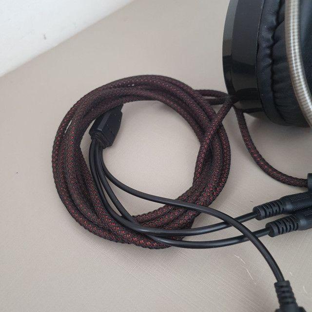 Headset Gamer 7.1 RGB Havit  - Foto 5