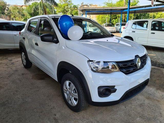 Renault Kwid Life 1.0 Flex 2021 - Foto 3