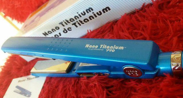 Prancha Nano Titanium  - Foto 2