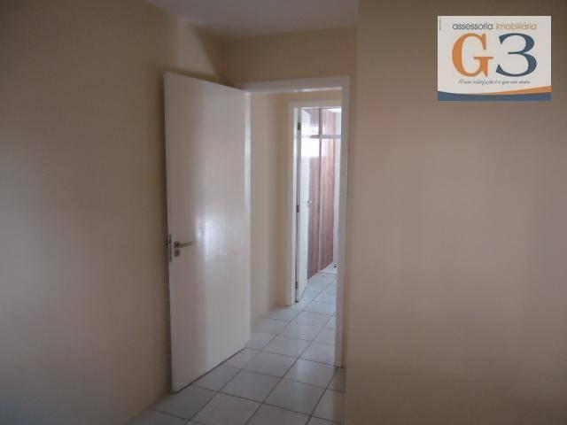 Apartamento com 1 dormitório para alugar, 38 m² por R$ 500,00/mês - Areal - Pelotas/RS - Foto 12