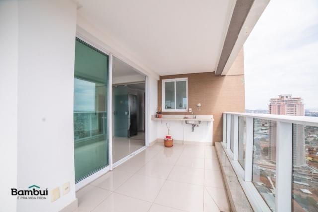 Apartamento à venda com 3 dormitórios em Setor oeste, Goiânia cod:60208392 - Foto 2
