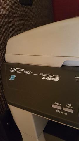 Impressora Brother 8065 - Foto 3