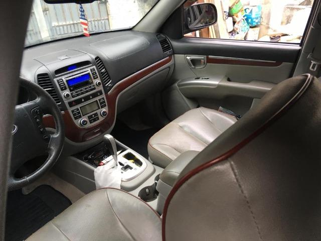 Santa Fe 2.7 mpfi gls 7 Lugares V6 24V Gasolina 4P Automático - Foto 17