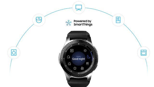 Excelente relógio - Galaxy Watch (42mm) - Parcelado Via OLX Pay!