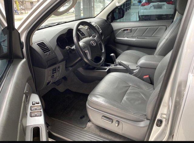 Toyota Hilux Hilux CD SRV D4-D 4x4 3.0 TDI Diesel Aut - Foto 7