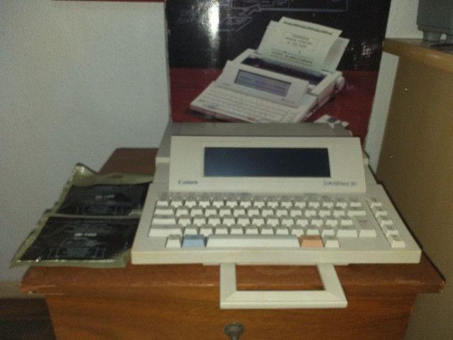 Máquina de datilografia elétrica elétrica St*rWriter 30