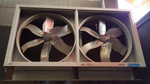 Climatizador de ar união