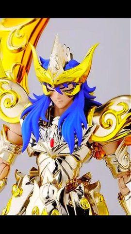 Milo de Escorpião Cloth Mith Ex Bandai Soul of Gold - Foto 6