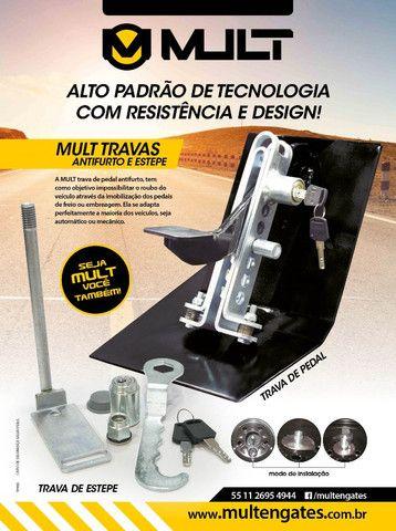 Trava Antifurto Pedal Embreagem ou Freio de uso universal. - Caruaru (PE) - Foto 3