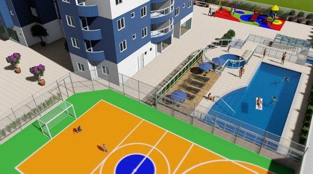 Apartamento 103 metros, m², 3 Quartos com Suíte Lazer Residencial Costa Azul, Águas Claras - Foto 3