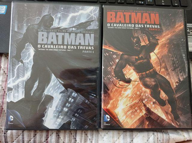 6 dvds originais Batman - Foto 2