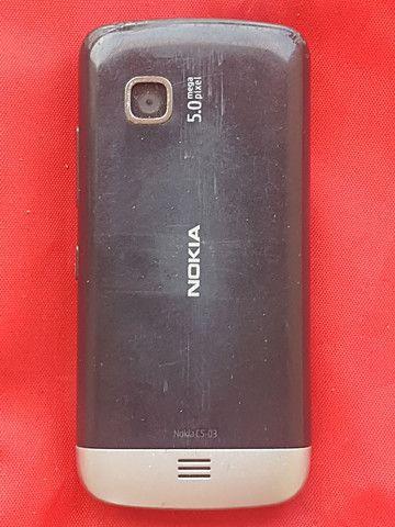 Nokia C5-03 para retirada de peças.  - Foto 3