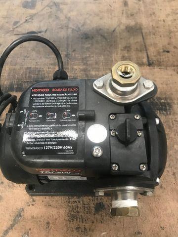 Bomba pressurização TQC 400 Komeco