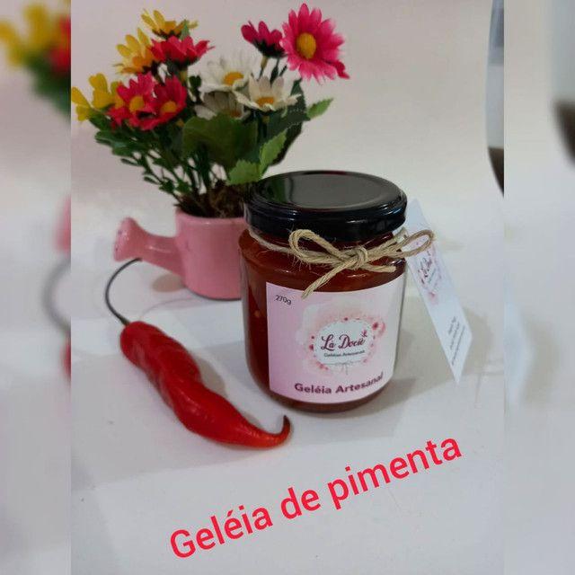 Geléias Artesanais 100% natural / A MELHOR DE GOIÂNIA  - Foto 3