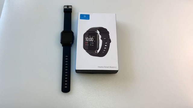 Relógio Inteligente Haylou Ls02 Smartwatch Global - Foto 4