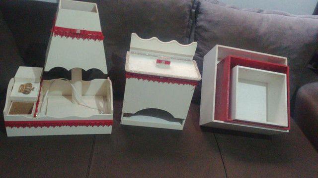Kit higiênico , kit berço e 3 nincho - Foto 2