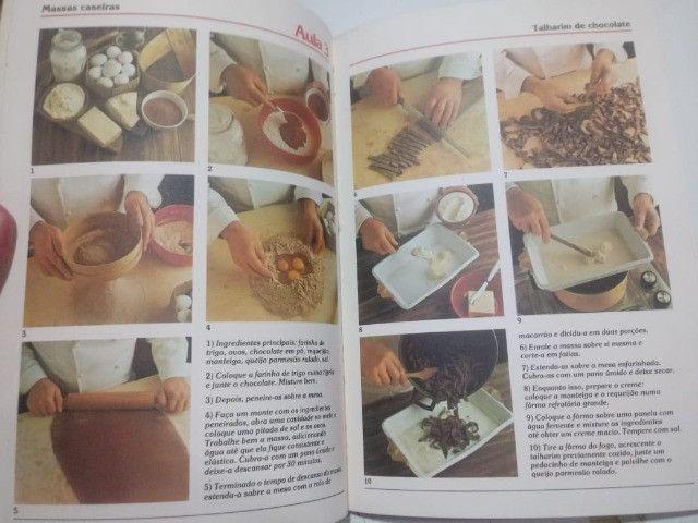 Escola de Cozinha - Abril - Foto 2