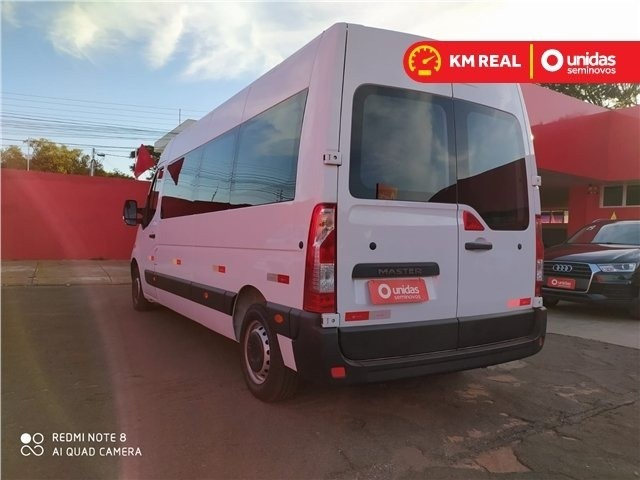 Renault Master Minibus Executive 16 lugares 2.3 diesel  - Foto 6