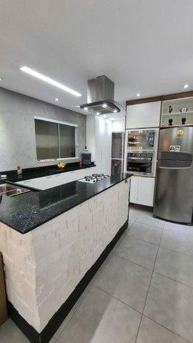 Vendo casa linear R$ 410.000,00 em condomínio Vargem Grande - Foto 2