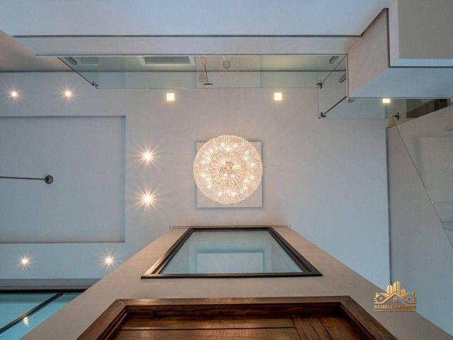 SCHELL IMÓVEIS vende, casa com 3 dormitórios (sendo 2 suítes), 348m² por R$ 3.300.000 - Ma - Foto 13