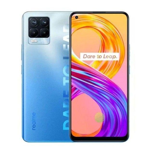 Realme 8 pro Dual Sim 128 gb 8 gb Ram Azul-aco