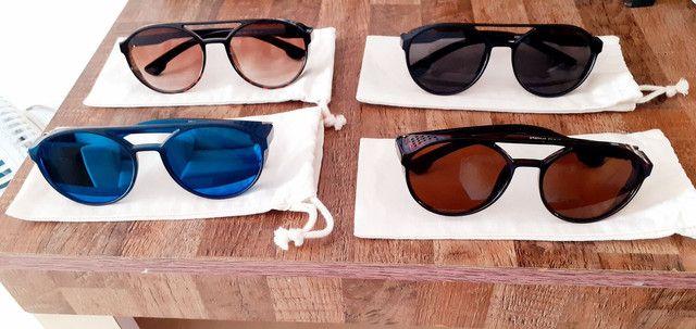 Óculos de sol Alok Retrô