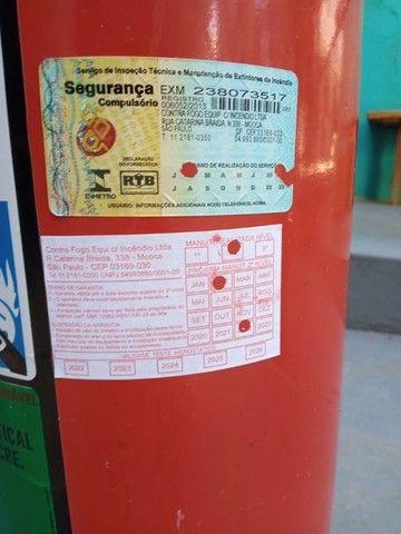 Extintor de Agua 10L - Foto 2