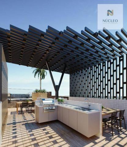 Apartamento com 3 dormitórios à venda, 74 m² por R$ 324.900,00 - Expedicionários - João Pe - Foto 17