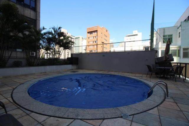 Apartamento para aluguel, 3 quartos, 1 suíte, 2 vagas, Lourdes - Belo Horizonte/MG - Foto 20
