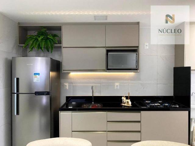 Apartamento com 3 dormitórios à venda, 74 m² por R$ 324.900,00 - Expedicionários - João Pe - Foto 5