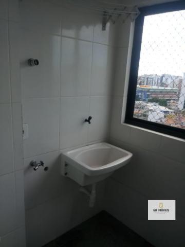 Apartamento à venda, 3 quartos, 2 vagas, Poço - Maceió/AL - Foto 8