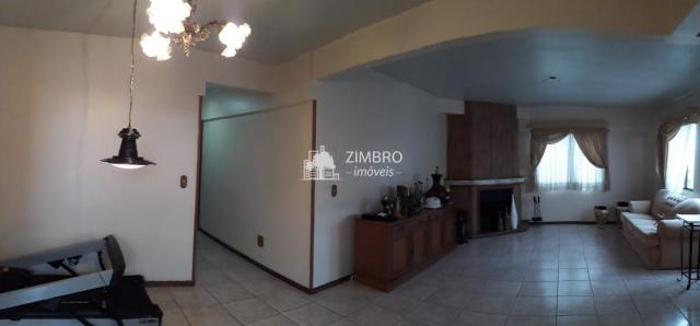 Apartamento para venda 03 dormitórios em Santa Maria com hidromassagem sacadas com churras - Foto 4