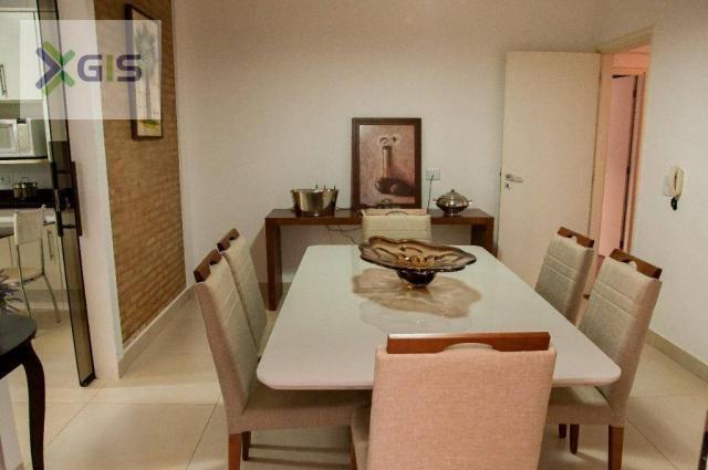 Imóvel Lindo. Casa com 4 dormitórios. Área Gourmet com piscina. Excelente Localização. - Foto 11