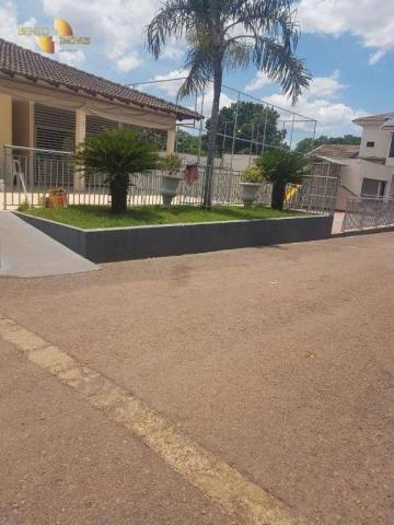 Casa com 4 dormitórios à venda por R$ 570.000,00 - Jardim Aeroporto - Várzea Grande/MT - Foto 2