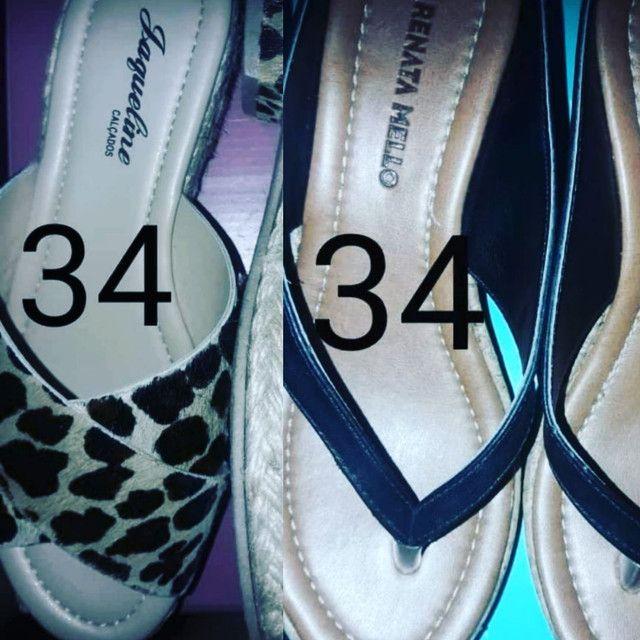 Calçados ponta de estoque  - Foto 4