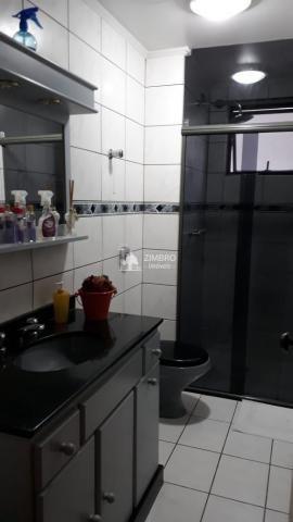 Apartamento para venda 03 dormitórios em Santa Maria com hidromassagem sacadas com churras - Foto 7