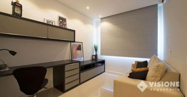 Apartamento para Venda em Nova Iguaçu, Centro, 4 dormitórios, 3 suítes, 4 banheiros, 2 vag - Foto 3