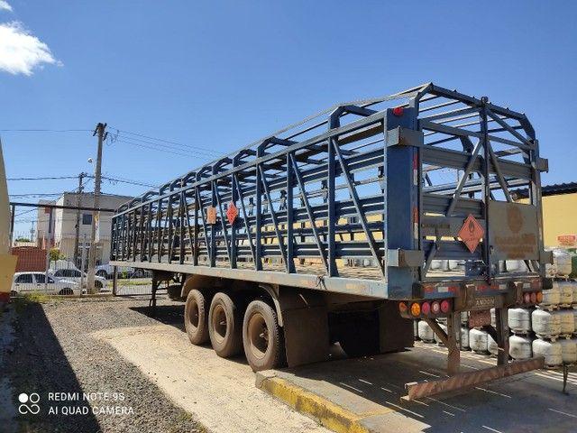 Carreta gaiola de gás 1100 p13 - Foto 4