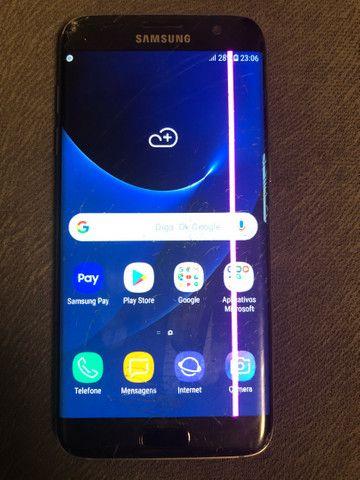 Celular Samsung Galaxy S7 Edge 32GB - Foto 4