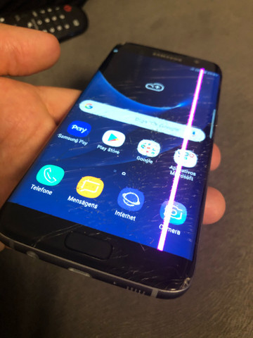 Celular Samsung Galaxy S7 Edge 32GB - Foto 2
