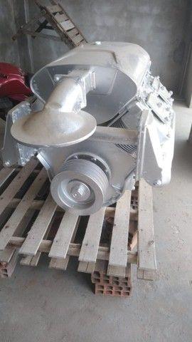 Compressor de ar silo de cimento carreta a granel - Foto 2