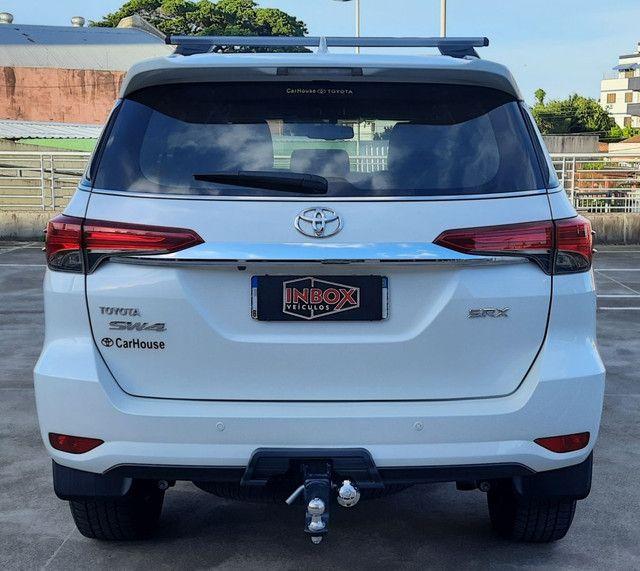 Hilux SW4 2.8 SRX 4X4 Diesel * IPVA 2021 Pago * Garantia de Fábrica * Único Dono * - Foto 6