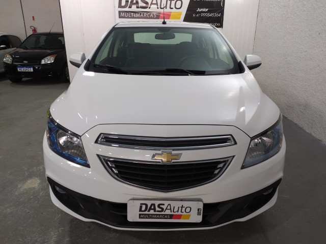 Chevrolet Prisma LTZ 1.4 2014 - Baixa Km - Foto 4